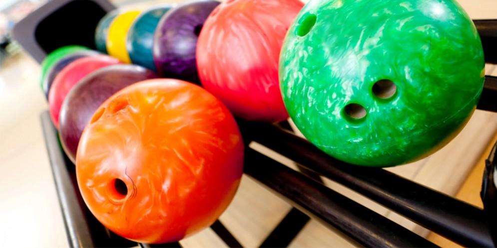Buffet og bowling